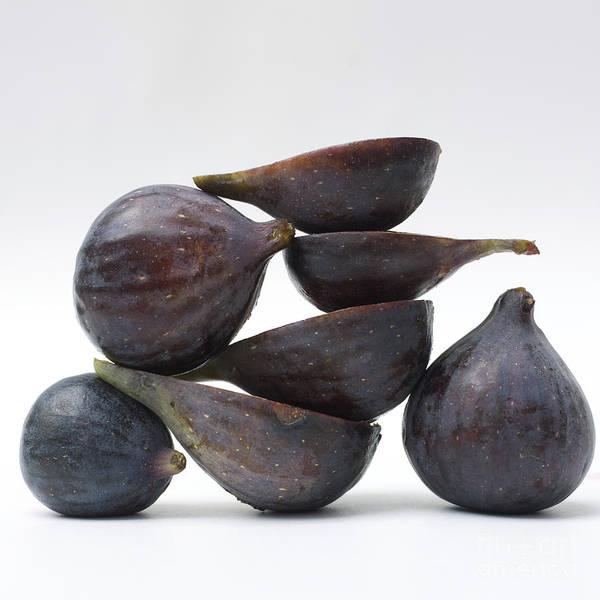 Vitamin Photograph - Figs by Bernard Jaubert