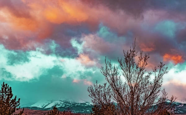 Wall Art - Photograph - Fire In The Sky by Nancy Marie Ricketts