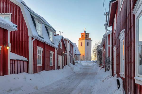 Wall Art - Photograph - Gammelstad Lulea - Sweden by Joana Kruse