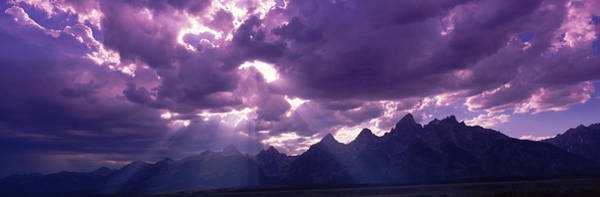 Wall Art - Photograph - Grand Teton Park, Wyoming, Usa by Panoramic Images