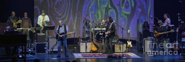 Allman Brothers Band Photograph - Gregg Allman Band by David Oppenheimer