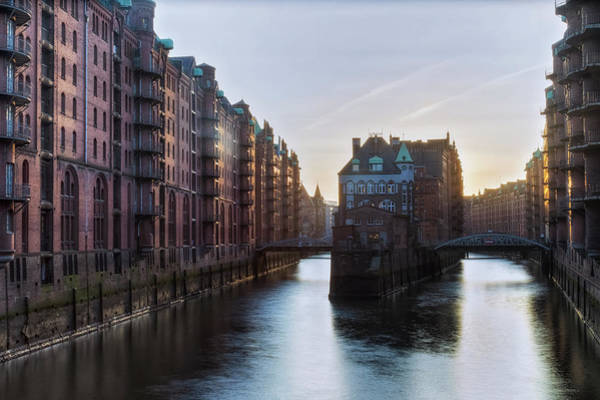 Deutschland Photograph - Hamburg - Germany by Joana Kruse