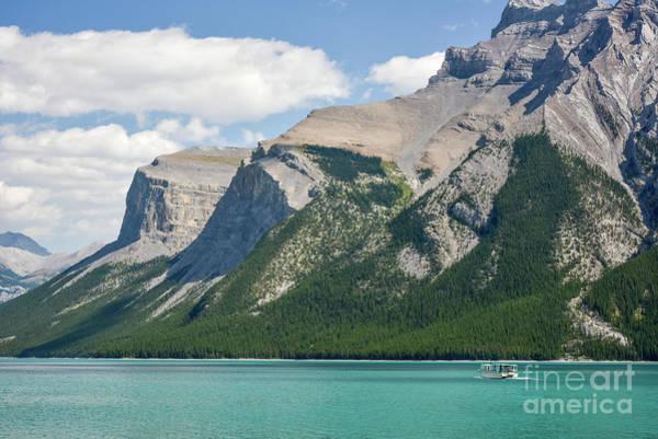 Lake Louise Wall Art - Photograph - 3 Hour Tour by Paul Quinn