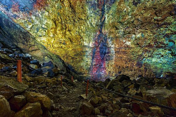 Kag Wall Art - Photograph - Inside The Volcano Thrihnukagigur - Iceland by Joana Kruse