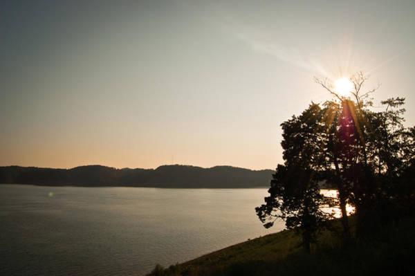 Wall Art - Photograph - Lake Cumberland Sunset by Amber Flowers