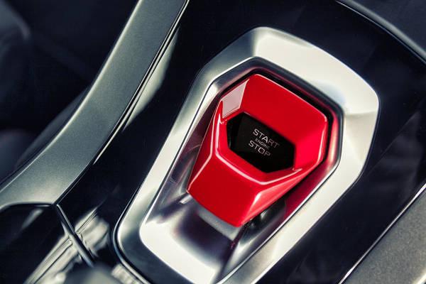 Lamborghini Huracan Art Print