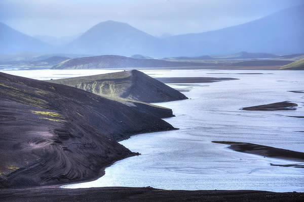 Berge Wall Art - Photograph - Landmannalaugar - Iceland by Joana Kruse