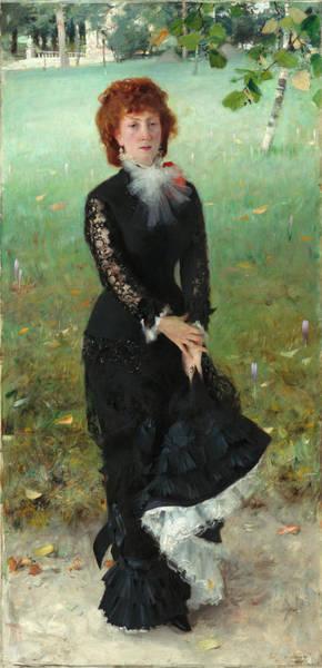 Painting - Marie Buloz Pailleron by John Singer Sargent