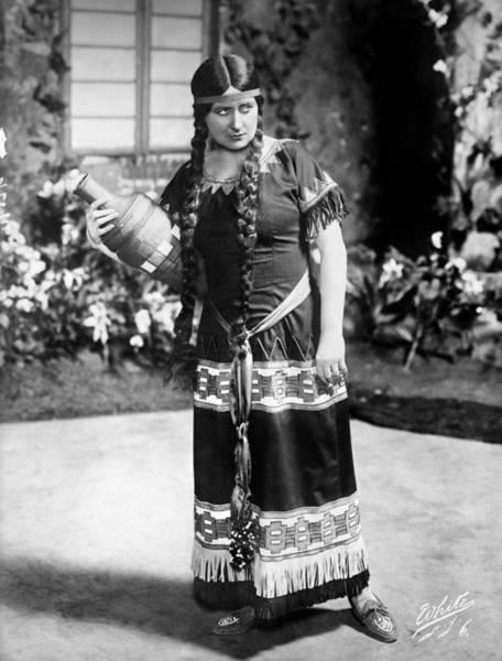 Photograph - Mary Garden (1874-1967) by Granger