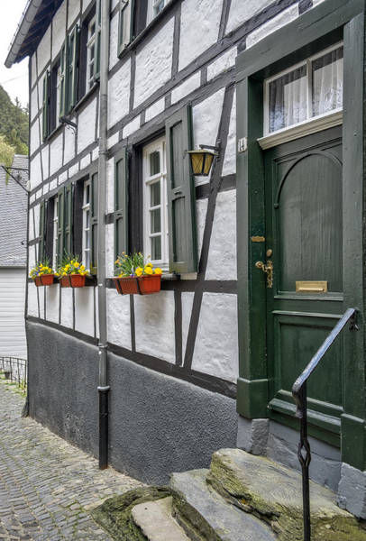 Monschau In Germany Art Print