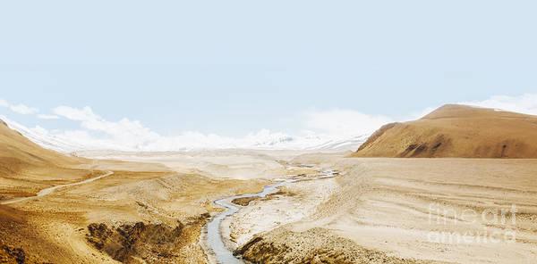 Himalaya Wall Art - Photograph - Mount Everest by Setsiri Silapasuwanchai