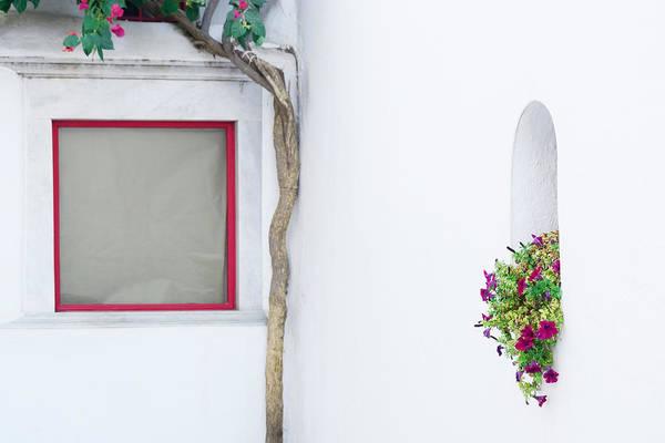 Photograph - Mykonos by Songquan Deng