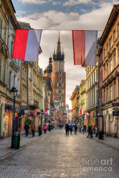 Photograph - National Independence Day, Krakow, Poland 2017 by Juli Scalzi