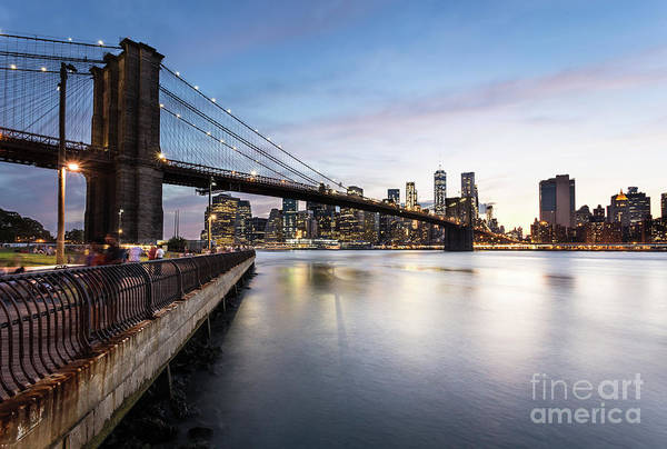 Photograph - New York City by Didier Marti
