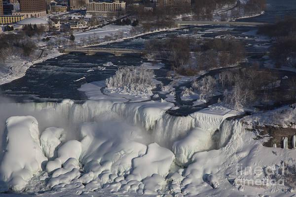 Photograph - Niagara Falls by Jim West