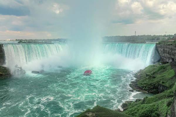 Ontario Photograph - Niagara Falls - North America by Joana Kruse