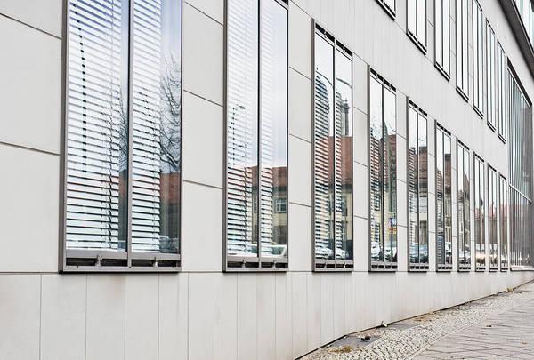 Multi-storey Wall Art - Photograph - Office Building by Tom Gowanlock