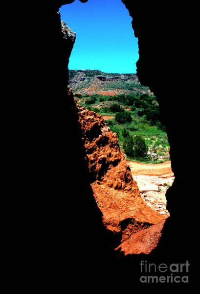 Photograph - Palo Duro Canyon State Park by Thomas R Fletcher