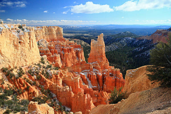 Paria Canyon Photograph - Paria Point In Bryce Canyon by Pierre Leclerc Photography