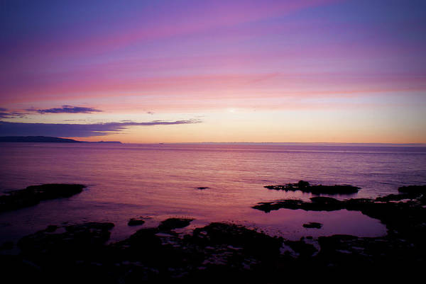 Photograph - Portstewart Sunset by Colin Clarke