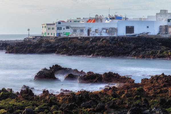 Wall Art - Photograph - Punta Mujeres - Lanzarote by Joana Kruse
