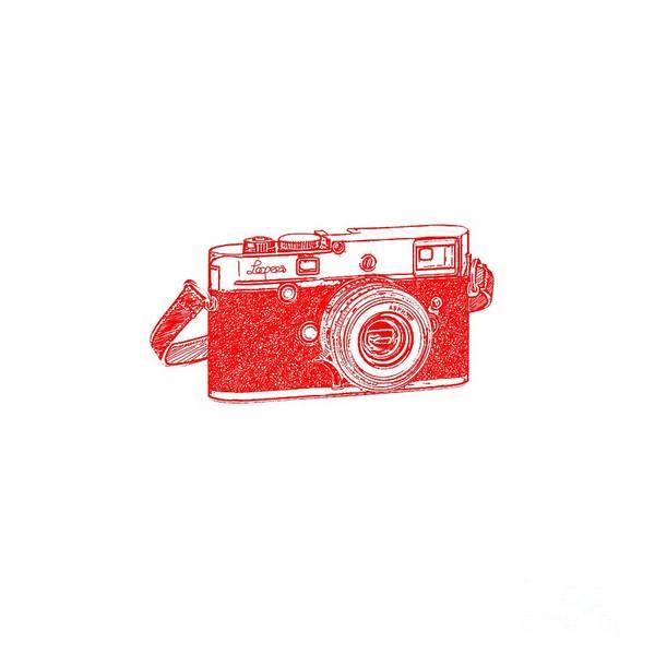 Manual Focus Wall Art - Digital Art - Rangefinder Camera by Setsiri Silapasuwanchai