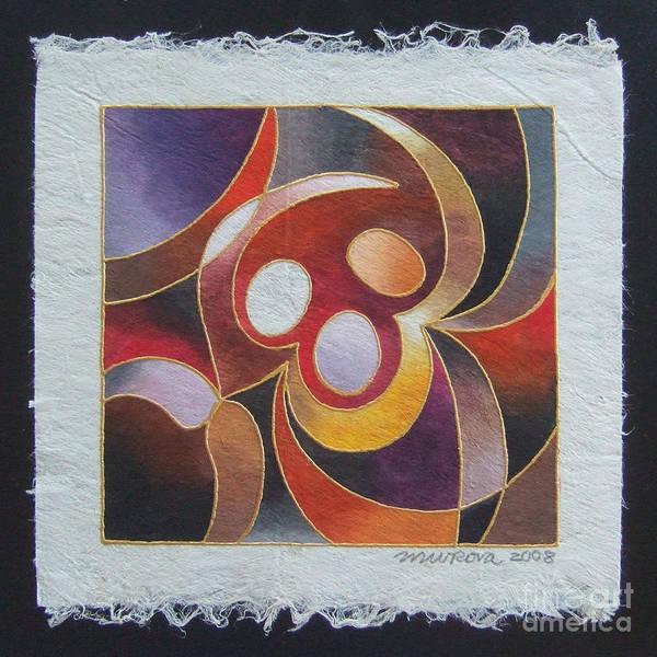 Painting - Reki II - Dance For Joy by Maria Rova