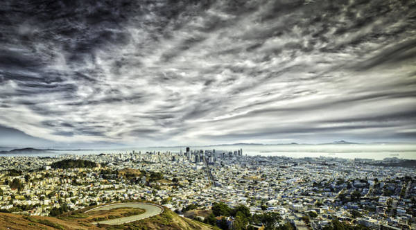 Photograph - San Francisco by Chris Cousins