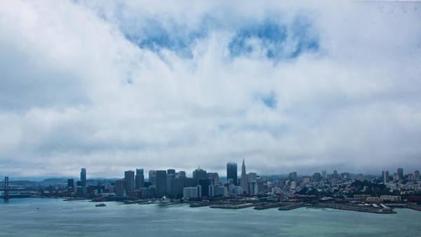Photograph - San Francisco Skyline by Steven Lapkin