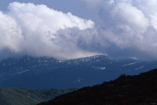 San Rafael Wilderness Wall Art - Photograph - San Rafael Mountains by Soli Deo Gloria Wilderness And Wildlife Photography