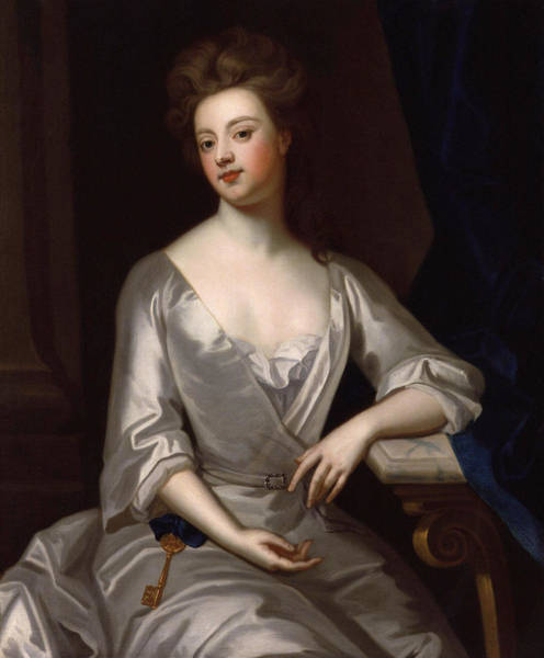 Sara Painting - Sarah Churchill, 1660-1744. by Granger