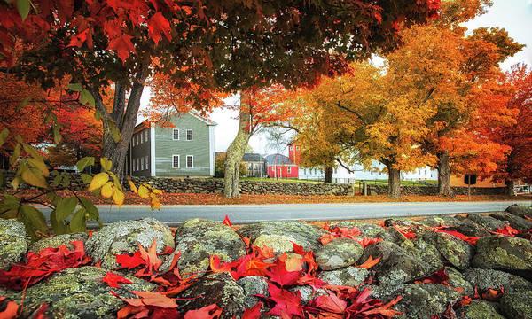 Photograph - Shaker Village by Robert Clifford