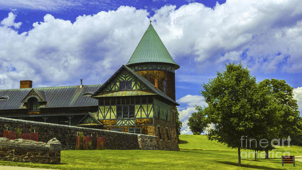 Photograph - Shelburne Farms. by New England Photography
