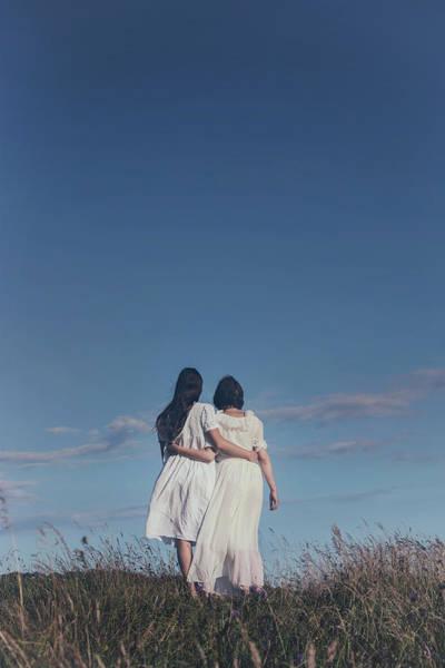 Wall Art - Photograph - Sisters by Joana Kruse