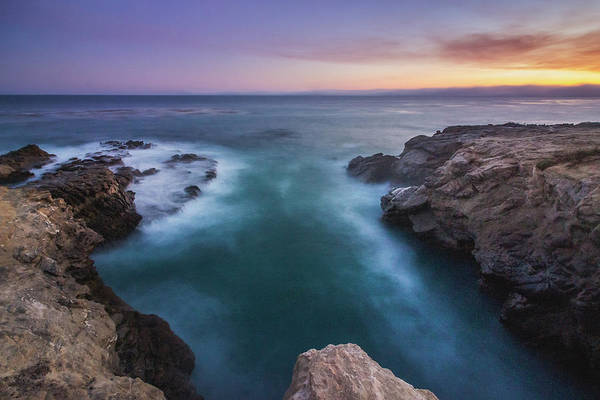 Photograph - Smooth Waves At Sequit Point by Andy Konieczny