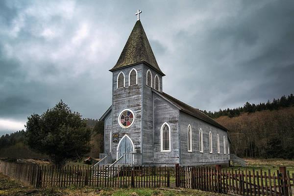St. Marys Photograph - St Mary's Church  by Robert Fawcett