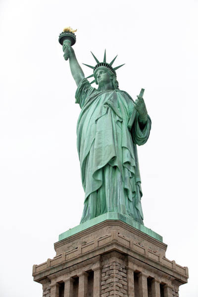 Photograph - Statue Of Liberty by John Magyar Photography