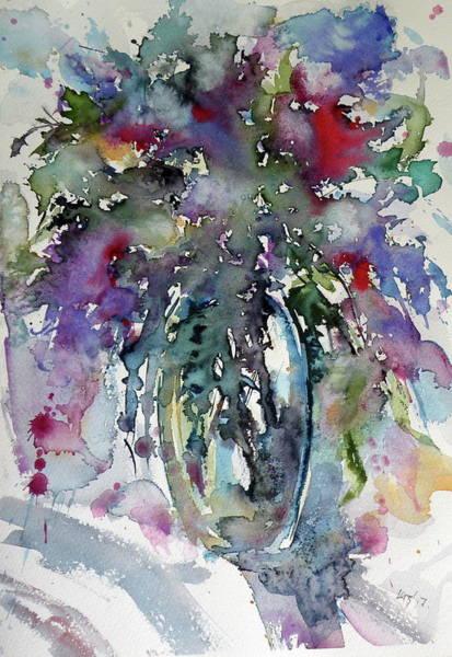 Wild Life Painting - Still Life by Kovacs Anna Brigitta