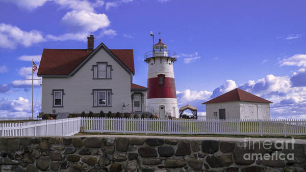 Photograph - Stratford Point Light. by New England Photography