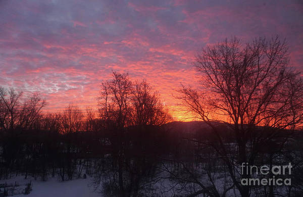 Wall Art - Photograph - Sunrise by HD Connelly