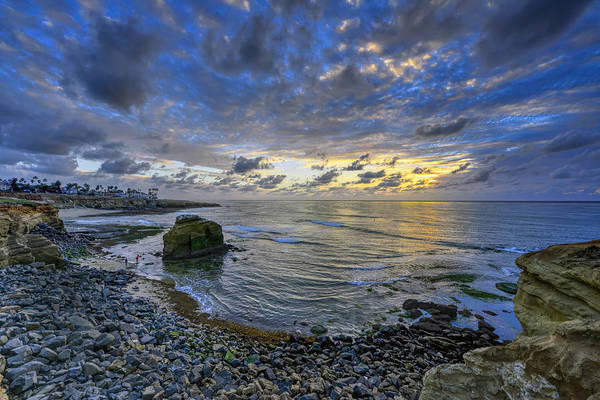 Photograph - Sunset Cliffs by Mark Whitt