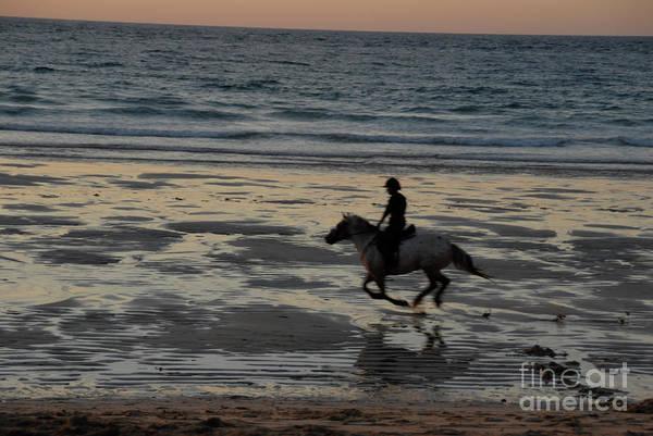 Ives Photograph - Sunset  by Jenny Potter