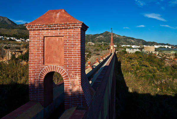 Wall Art - Photograph - The 19th Century Eagle Aqueduct by Panoramic Images