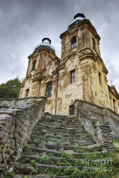Tourism Wall Art - Photograph - The Church Of The Visitation - Skoky by Michal Boubin