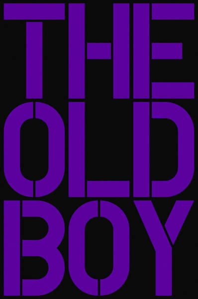 Wall Art - Painting - The Old Boy by Three Dots
