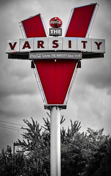Wall Art - Photograph - The Varsity by Library Of Congress
