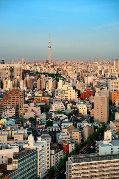 Photograph - Tokyo by Songquan Deng