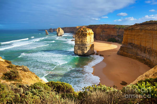 Wall Art - Photograph - Twelve Apostles Great Ocean Road by Bill  Robinson