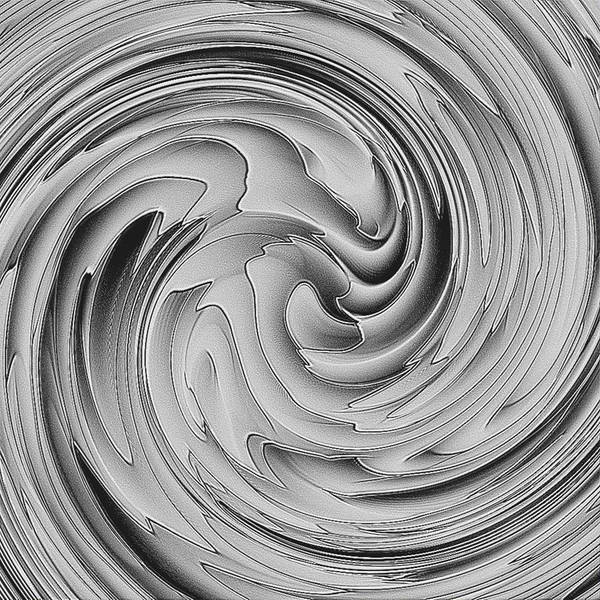 Spin Painting - Twisted Series by Jack Zulli