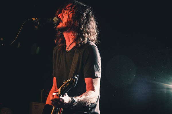 Photograph - Uk Foo Fighters Live At O2 Academy Sheffield by Edyta K Photography
